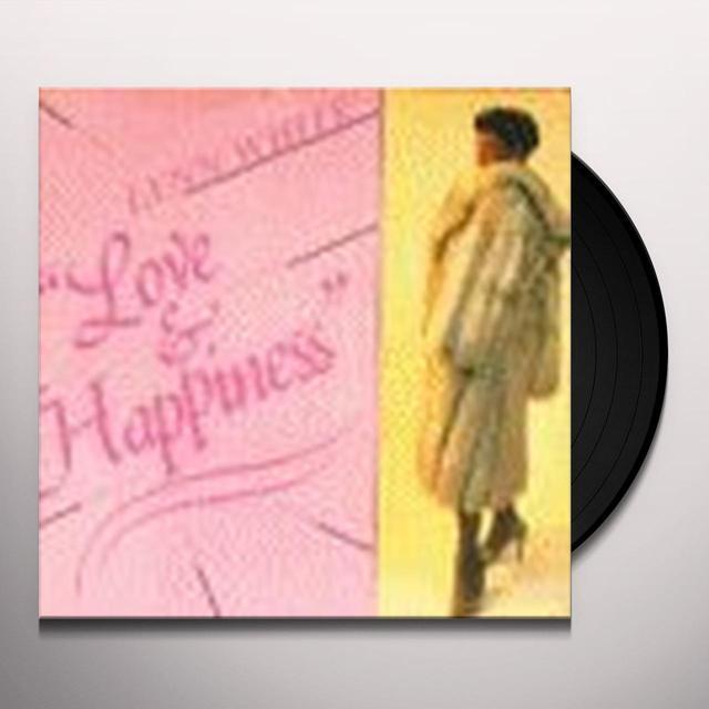 Lynn White LOVE & HAPPINESS Vinyl Record