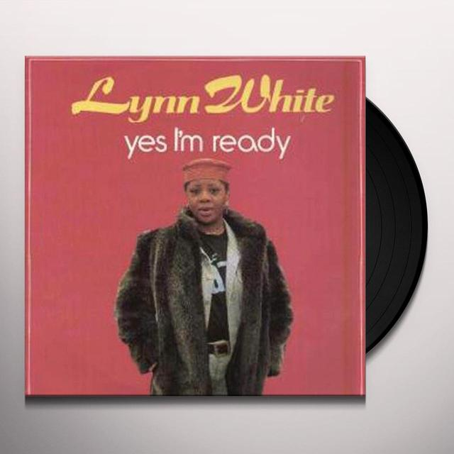 Lynn White YES I'M READY Vinyl Record