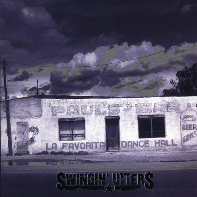 SWINGIN UTTERS Vinyl Record