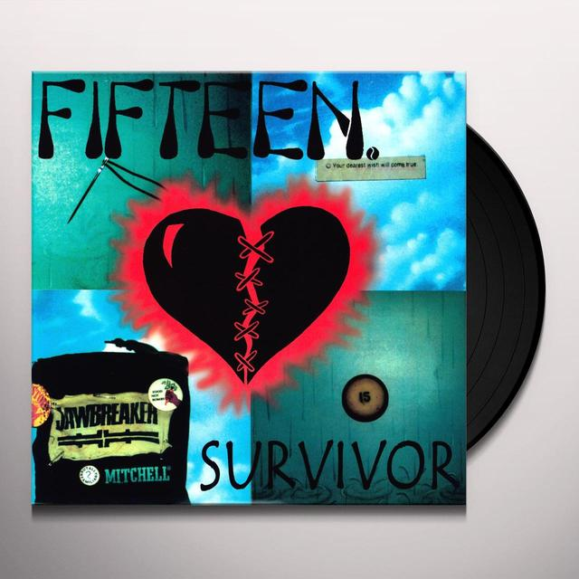 Fifteen SURVIVOR Vinyl Record