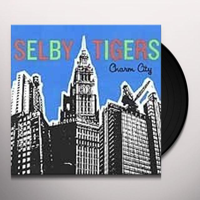 Selby Tigers CHARM CITY Vinyl Record