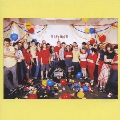 Q And Not U NO KILL NO BEEP BEEP Vinyl Record