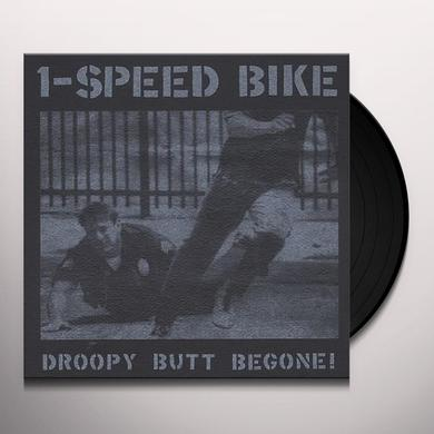 1-Speed Bike DROOPY BUTT BEGONE Vinyl Record