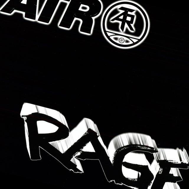 Atari Teenage Riot RAGE (X6) Vinyl Record