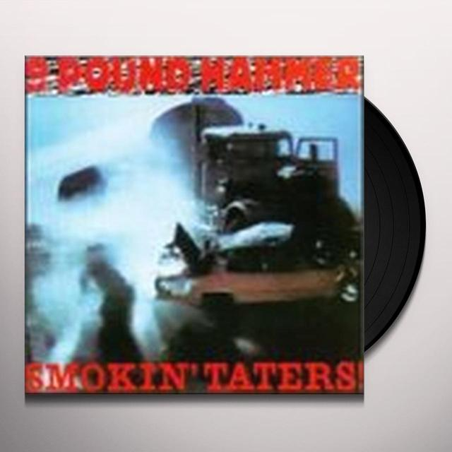 Nine Pound Hammer SMOKIN TATERS Vinyl Record