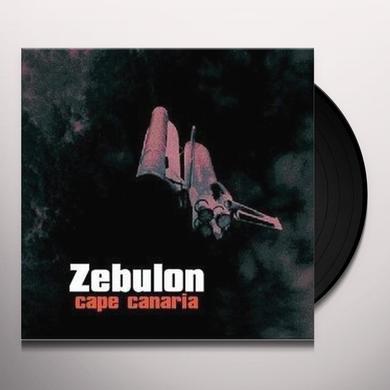 Zebulon CAPE CANARIA Vinyl Record
