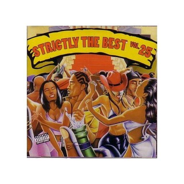 STRICTLY BEST 25 / VARIOUS Vinyl Record