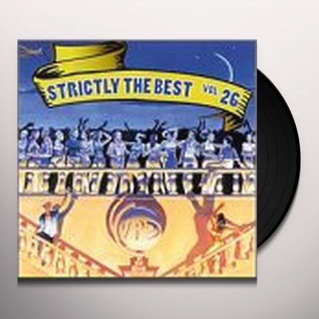 STRICTLY BEST 26 / VARIOUS Vinyl Record