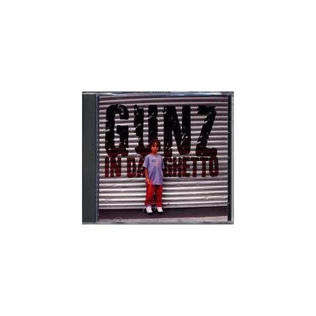 GUNZ IN DA GHETTO / VARIOUS Vinyl Record