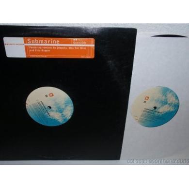 Submarine SUNBEAM Vinyl Record