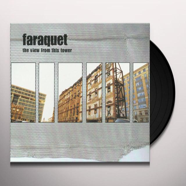 Faraquet VIEW FOR THIS TOWER Vinyl Record