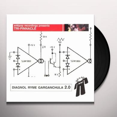 Tri-Pinnacle DIAGNOL RYME GARGANCHULA 2.0 Vinyl Record