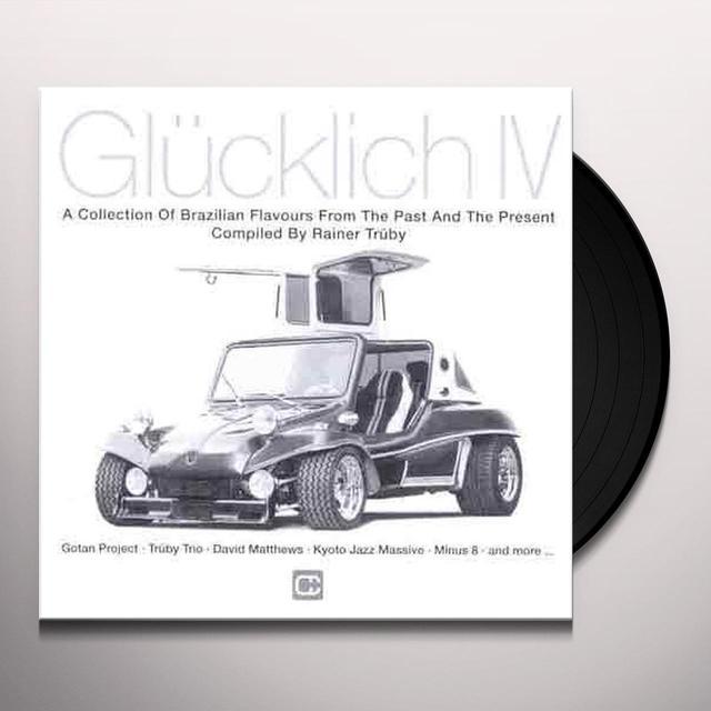 GLUCKLICH 4 / VARIOUS (Vinyl)