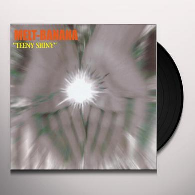 Melt Banana TEEN SHINY Vinyl Record