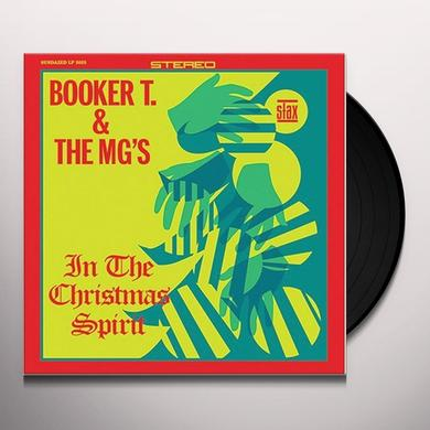 Booker T. & the M.G.'s IN THE CHRISTMAS SPIRIT Vinyl Record