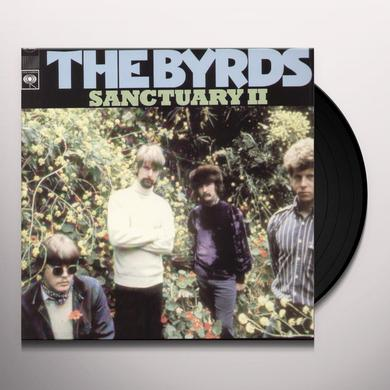 The Byrds SANCTUARY 2 Vinyl Record