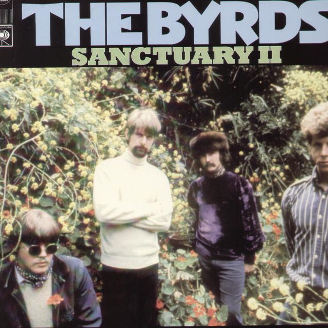The Byrds SANCTUARY 2 Vinyl Record