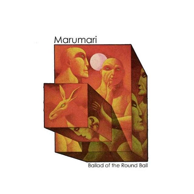 Marumari BALLAD OF THE ROUND BALL Vinyl Record