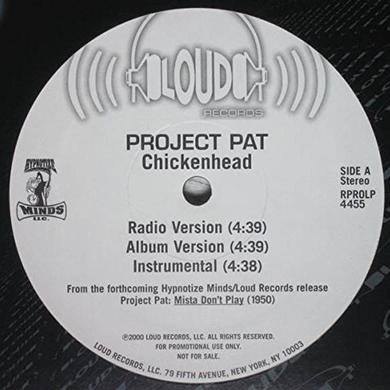 Project Pat / La Chat CHICKENHEAD Vinyl Record
