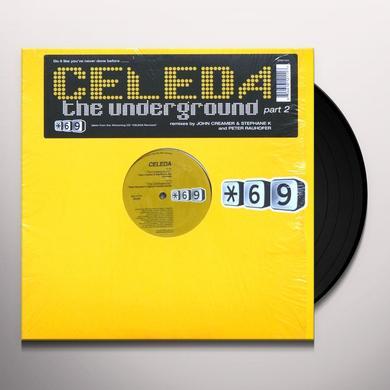 Celeda UNDERGROUND 2 Vinyl Record