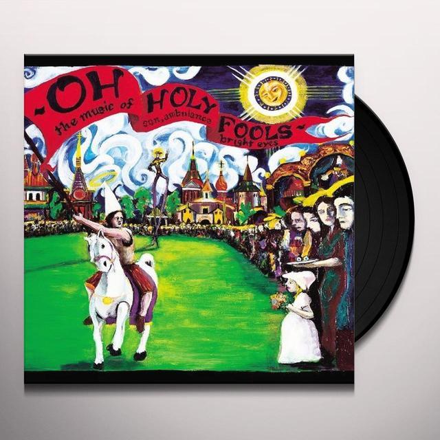 Ambulance Bright Eyes / Son OH HOLY FOOLS Vinyl Record