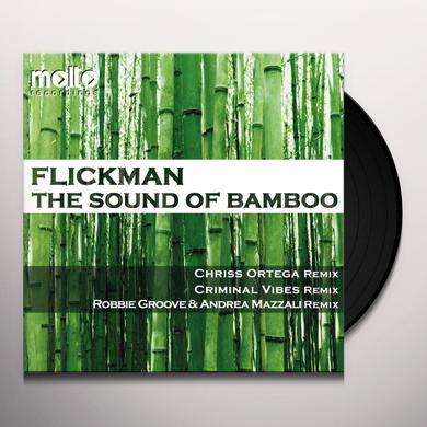 Flickman SOUND OF BAMBOO Vinyl Record