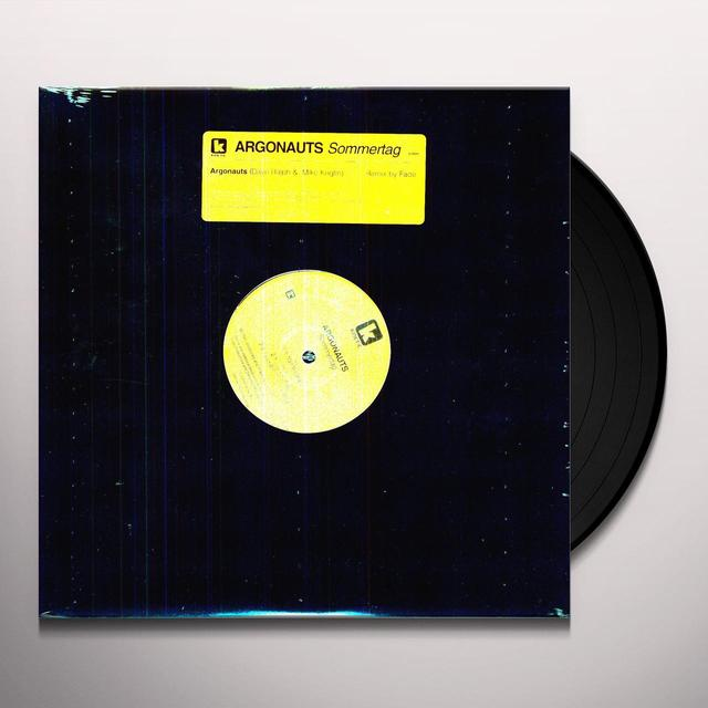 Argonauts SOMMERTAG Vinyl Record