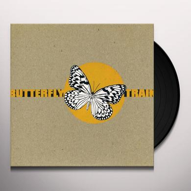 Butterfly Train BLAME WEIGHT / DOG DAY Vinyl Record