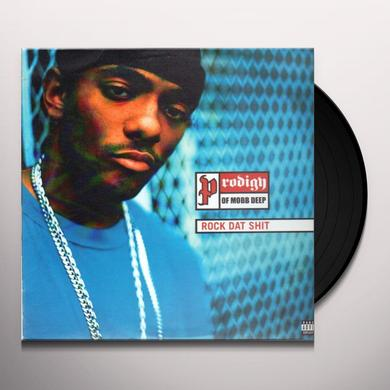Prodigy Of Mobb Deep ROCK DAT SH*T Vinyl Record
