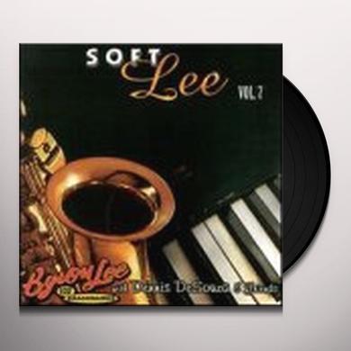 Byron Lee & The Dragonaires SOFT LEE 7 Vinyl Record