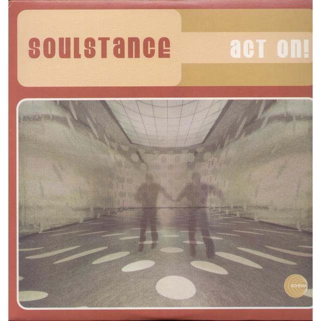 Soulstance ACT ON Vinyl Record