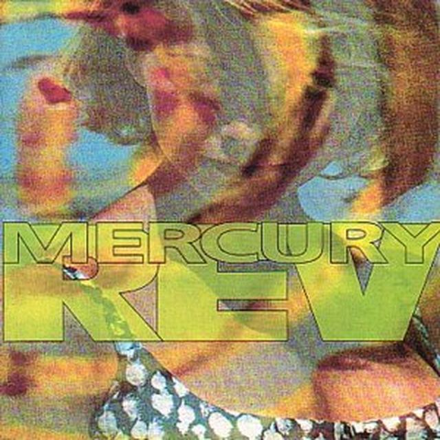 Mercury Rev YERSELF IS STEAM Vinyl Record - UK Import