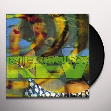 Mercury Rev YERSELF IS STEAM Vinyl Record - UK Import