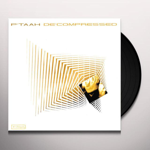 P'Taah DECOMPRESSED Vinyl Record