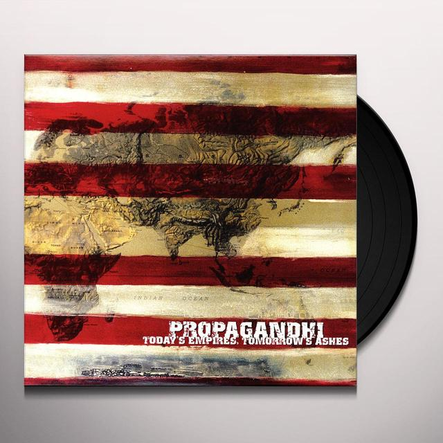 Propagandhi TODAY'S EMPIRES TOMORROW'S ASHES Vinyl Record