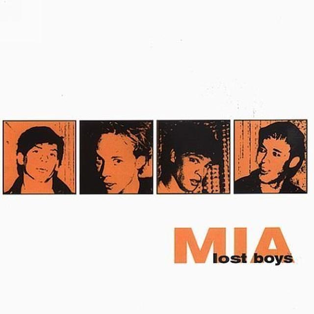M.I.A LOST BOYS Vinyl Record