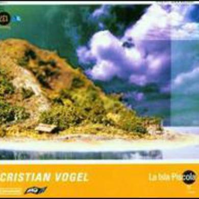 Cristian Vogel ISLA PISCOLA Vinyl Record