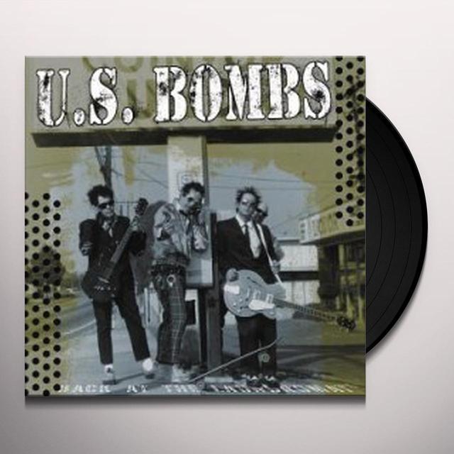 Us Bombs BACK AT THE LAUNDROMAT Vinyl Record