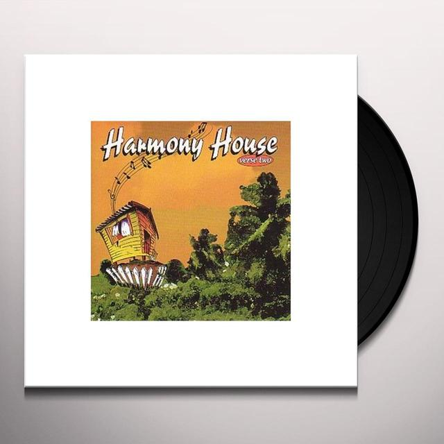 HARMONY HOUSE VERSE TWO / VARIOUS Vinyl Record