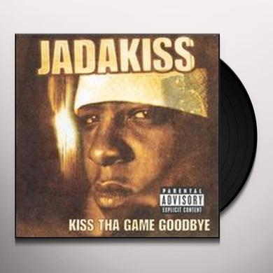 Jadakiss KISS THE GAME GOODBYE (Vinyl)