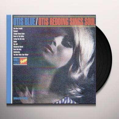 Otis Redding OTIS BLUE Vinyl Record