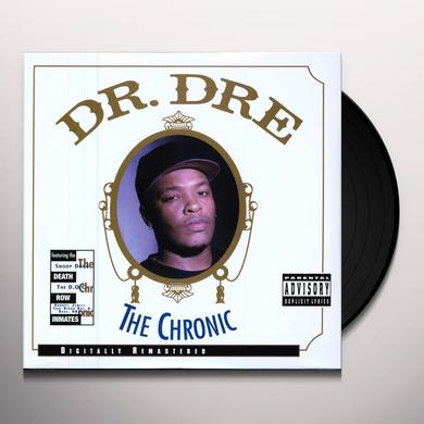 Dr Dre CHRONIC Vinyl Record