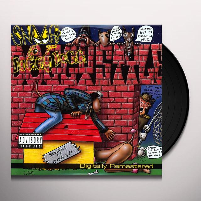 Snoop Dogg DOGGYSTYLE Vinyl Record