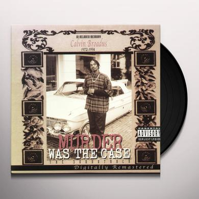 MURDER WAS THE CASE / O.S.T. Vinyl Record
