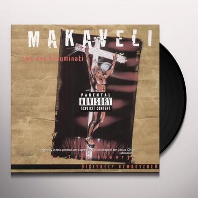 Makaveli 7 DAY THEORY Vinyl Record
