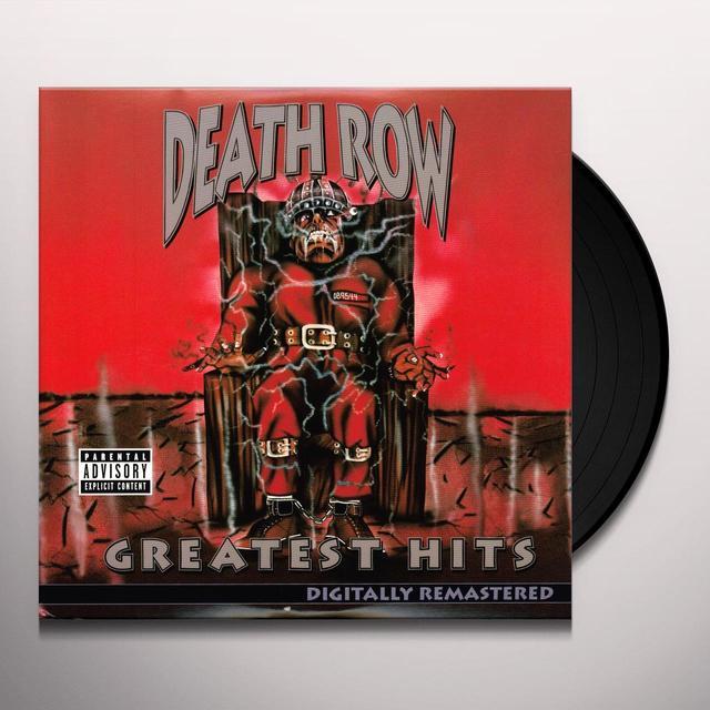 DEATH ROW: G.H. / VARIOUS Vinyl Record
