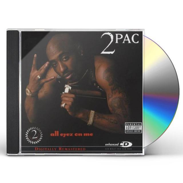 Tupac ALL EYEZ ON ME CD