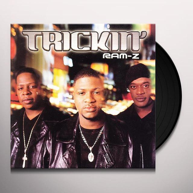 Ram-Z TRICKIN Vinyl Record