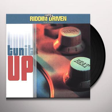 RIDDIM DRIVEN: TURN IT UP / VARIOUS Vinyl Record