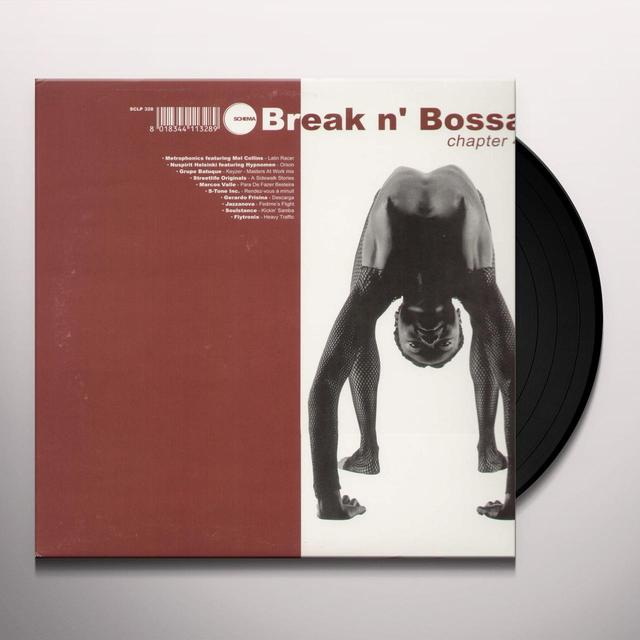BREAK N BOSSA 4 / VARIOUS Vinyl Record